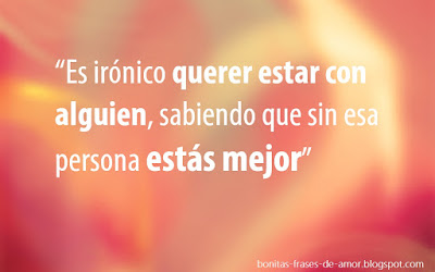 Bonitas frases tristes de amor en español