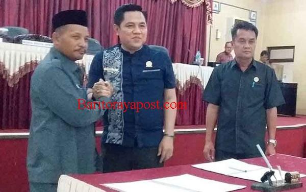 DPRD Bartim Prioritaskan Usulan Masyarakat Terkait Perda BHMTM
