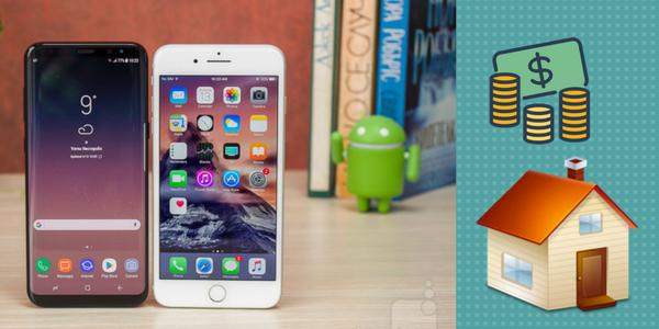 Samsung Galaxy S8+ ou iPhone 7 Plus mais baratos - qual o melhor?