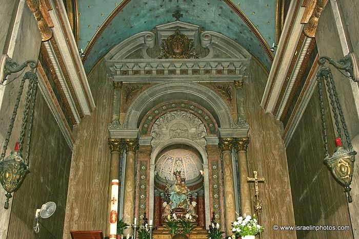 Stella Maris Klooster, Haifa, Christelijke Heilige Plaatsen, Klooster