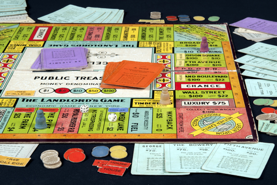 The Landlord's Game 1906 content
