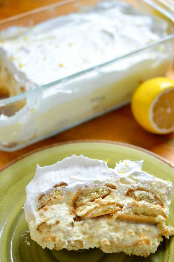 Hello friends! I hope you're having a great summer so far. I have a few more summertime recipes I need to share before I start in on my fall lineup and this is one of them! Lemon Icebox Cake is creamy, dreamy, citrusy, and fresh. This cool dessert is perfect at the end of a hot summer day and a great weekend treat. I just love lemon desserts because they taste like sunshine and joy!