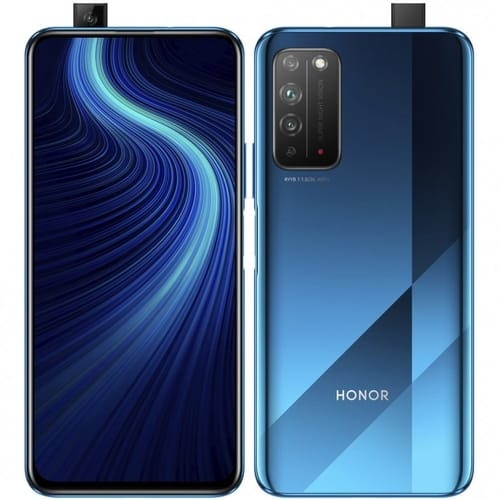 Honor officially announced Honor X10 5G