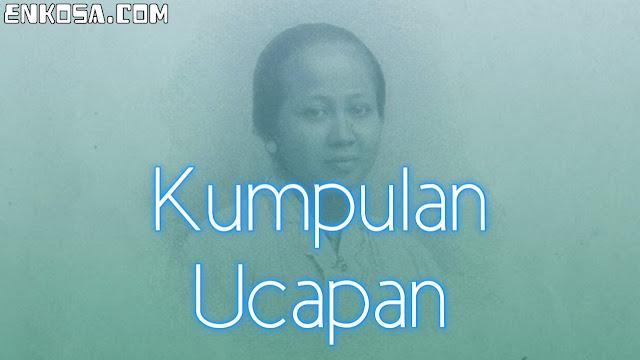 Template Ucapan Selamat Hari Kartini 21 April