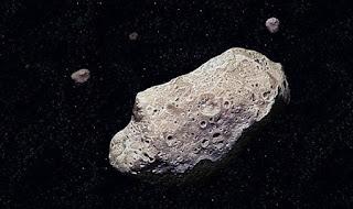 Asteroid besar april mendatang akan melintasi bumi