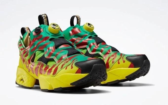 Reebok presenta las zapatillas de Parque Jurásico