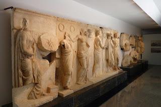 Museo de Afrodisias.