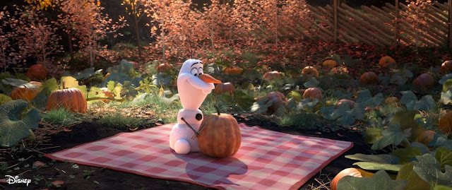 "#DisneyMagicMoments, At Home With Olaf - ""Pumpkin"", Disney, Frozen, Frozen 2"