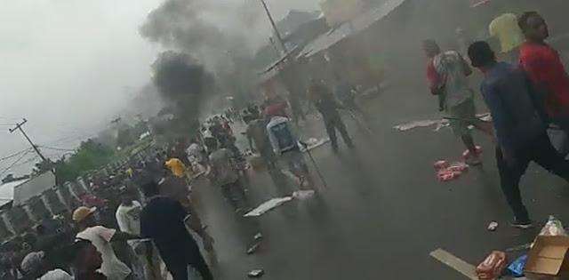 DPR: Kerusuhan Di Manokwari Bukan Aksi Rasisme