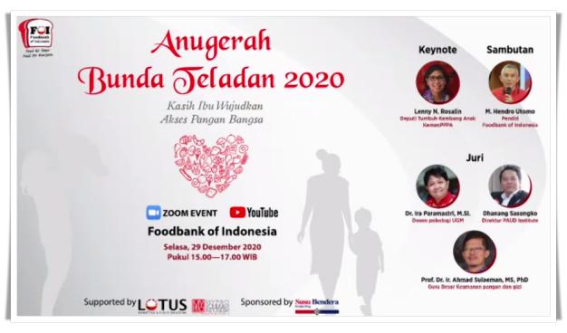 Anugerah Bunda Teladan 2020