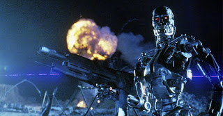 Dunia Sinema Terminator 2 Endoskeleton