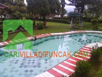 Kolam renang Villa 0035