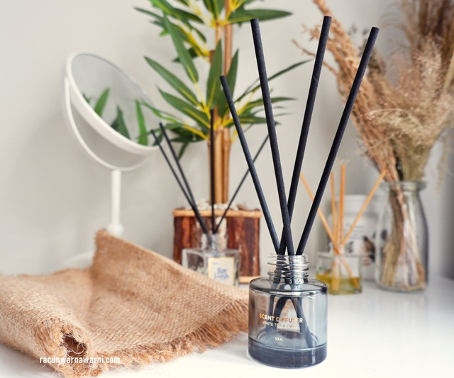 Review Miniso Reed Diffuser