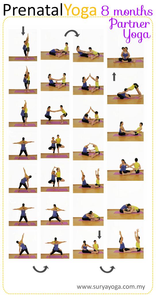 My Surya Yoga Baby Step By Step Practice