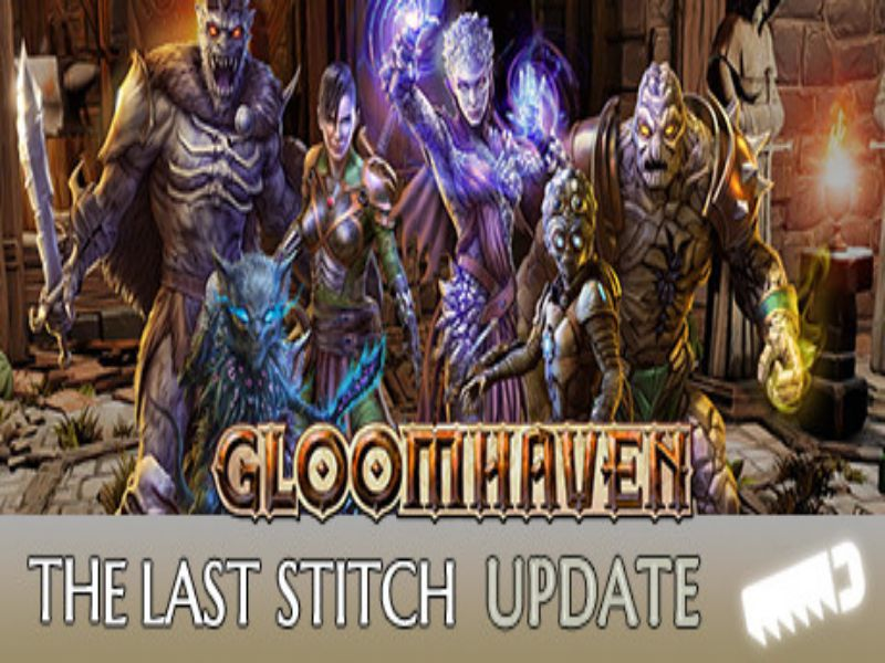 Download Gloomhaven Game PC Free