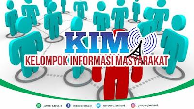 Kelompok Informasi Masyarakat