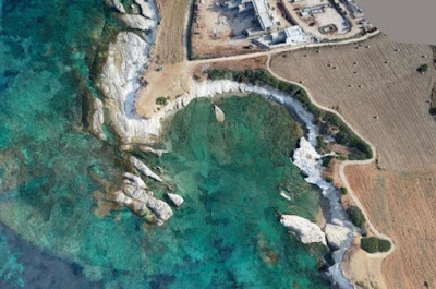 Ανακαλύφθηκαν στην Κύπρο παλαιστινιακοί αμφορείς των χρόνων του Ιουστινιανού