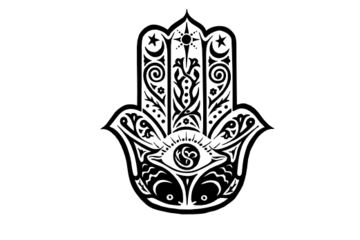 Organized Chaos: The Hamsa: Symbology, Roots & My Personal ...