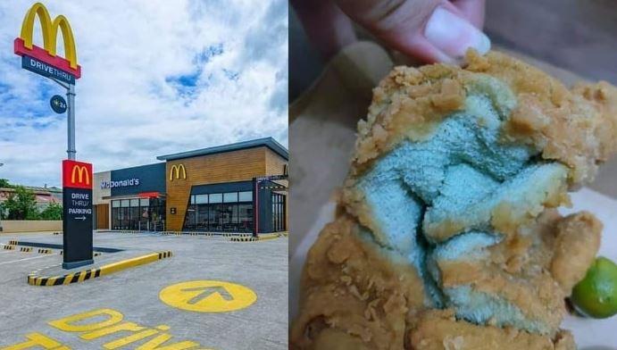 McDonald's denied it posted derogatory ads against Jollibee