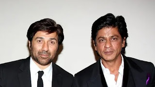 shahrukh khan gave 'damini' rights to sunny deol for remake
