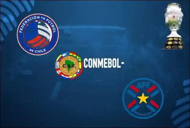 مباريات كوبا امريكا 2021,منتخب باراغواي,منتخب تشيلي