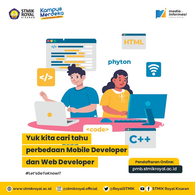 Mobile Developer vs Web Developer