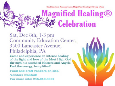 Magnified Healing Celebration