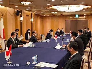 Menhub : Pemerintah Jepang Akan  Mendorong Pihak Konsorsium Jepang Menyelesaikan Kesepakatan  Membentuk Konsorsium dengan Operator Pelabuhan Patimban