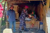 Puslatpurmar 6 Antralina Komando Latih Korps Marinir Gelar Serbuan Vaksin Kepada Masyarakat Sukabumi