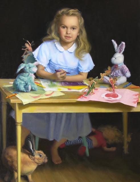 Ned Bittinger | Award Winning American Figurative Painter