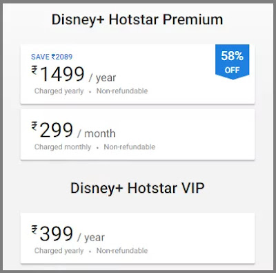 Which Is Better Hotstar Vip Or Premium Comparison