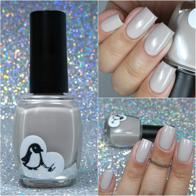 Creative Cuticles Nail Polish - June Monthly Creme