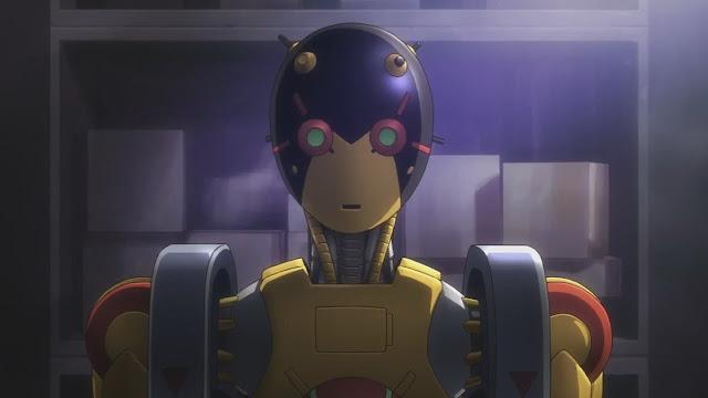 Atom: The Beginning [12/12][Sub][Mega]