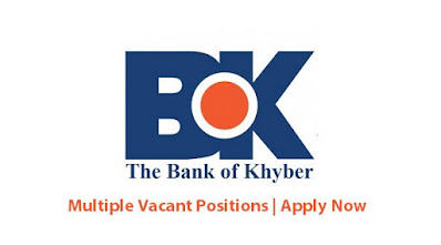 The Bank Of Khyber Jobs May 2021 Latest | Apply Now