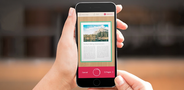 Scan documents with OCR on iOS