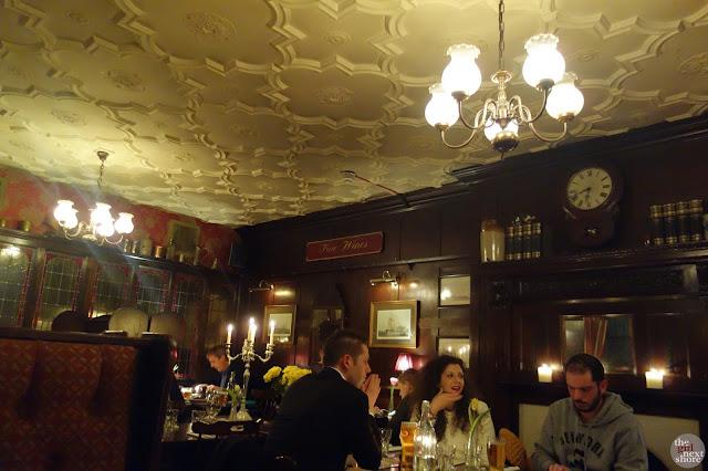 The Ship Tavern (Holborn): where classic pub food looked pretty