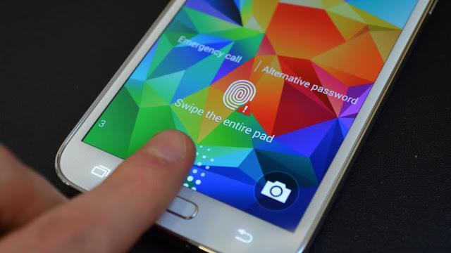Cara Mengatasi Masalah Fingerprint Samsung Galaxy S5
