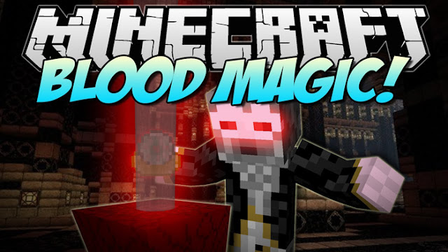 Blood Magic Mod 1.16.5/1.12.2 (The Ultimate Evil Wizard)