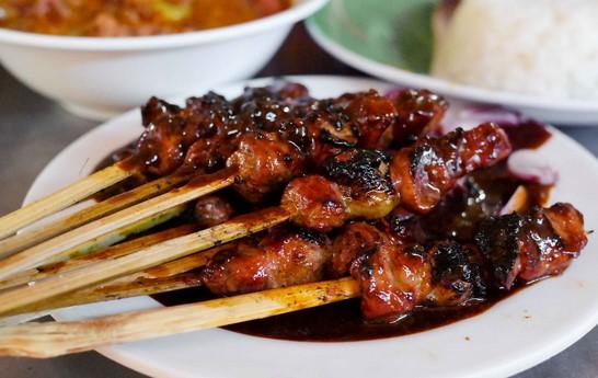 Kuliner Indonesia SATE