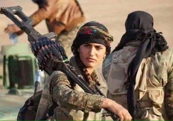 HERO: 'Kurdish Angelina Jolie' Died in A Clash Against ISIS. MUST READ