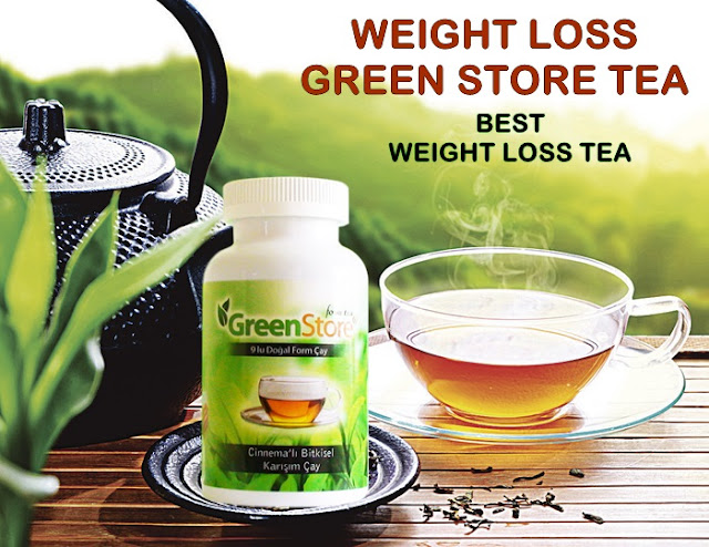 Weight Loss Green Store Tea