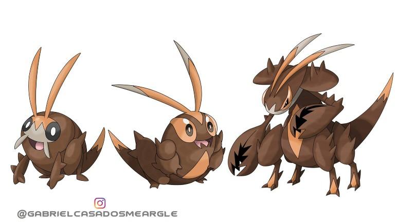 Pokémon inseto