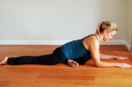 ¿en qué consiste la práctica de yin yoga