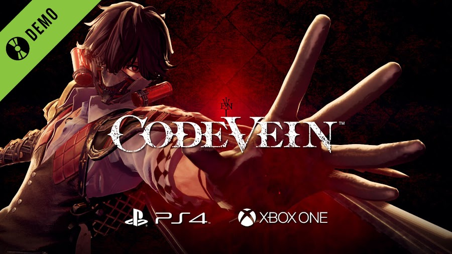 code vein demo ps4 xbox one bandai namco entertainment