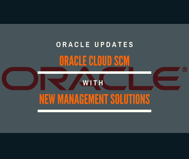 Oracle Cloud SCM