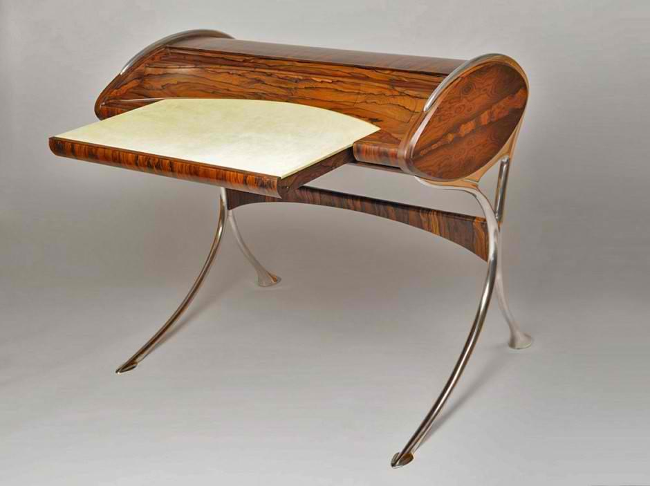 unique wood desk furniture interior design ~ Interior ...