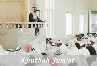 Rukun, Syarat dan Sunah-Sunah Dalam Khutbah Jum'at