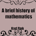 A brief history of mathematics (1900) PDF book by Karl Fink
