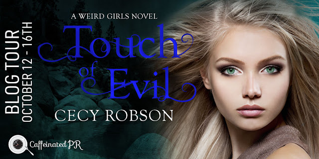 Spotlight:  Touch of Evil by Cecy Robson
