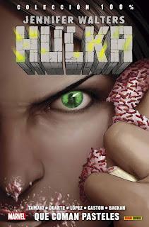 "Cómic: Reseña de ""Jennifer Walters: Hulka #2"" Colección 100% Marvel de Mariko Tamaki, Georges Duarte - Panini Comics"